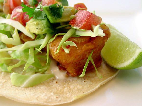Home Manager Baja Fish Tacos
